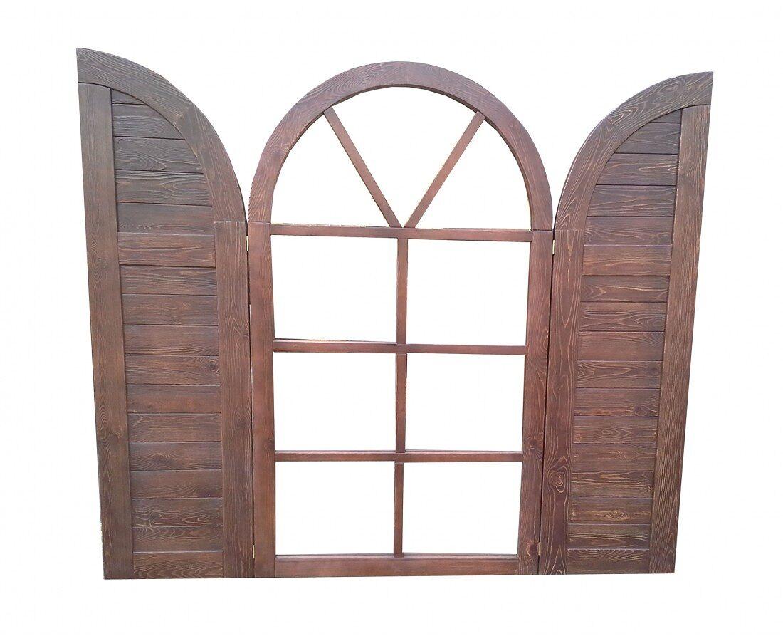 Фальш окно, Вставка-зеркало